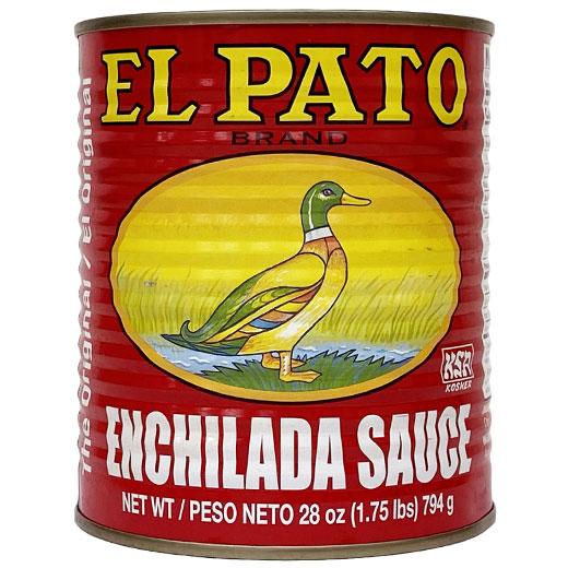 ★ エンチラーダソース 28oz / 794g EL PATO エルパト
