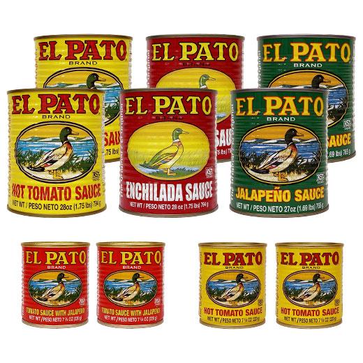 ★ 20%OFF! EL PATO 5種10缶セット エルパト