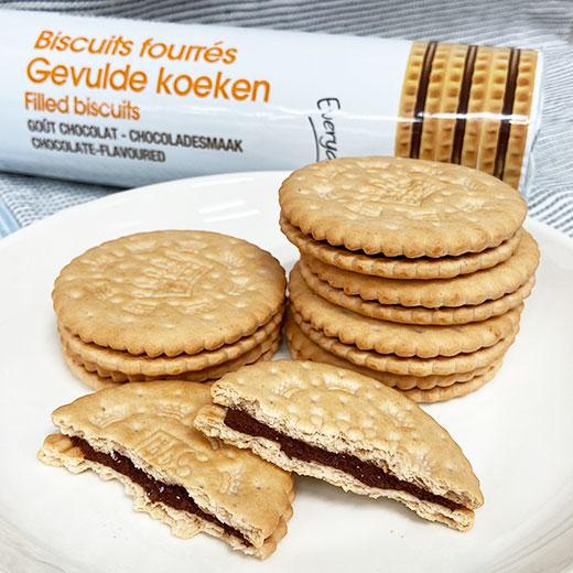 ★ 20%OFF! ベルギー直輸入!クッキー・ビスケット3種6点セット BONI/EVERYDAY