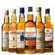 独占輸入ウイスキー6本セット スコッチウイスキー