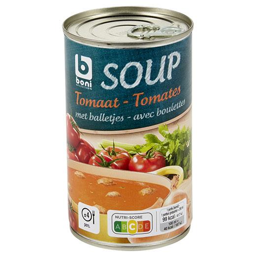 ★ 24%OFF! スープ4種お試しセット BONI SELECTION