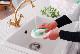 サンサンスポンジ 30個セット キッチン スポンジ モノトーン プレゼント 女性 プチギフト 引っ越し祝い キッチンスポンジ 食器 風呂 長持ち かわいい おしゃれ シンプル スタイリッシュ 黒 白 カラー 送料無料 台所用