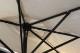 パラシェード ハーフ 突っ張り式半円型パラソル(日除けシェード)