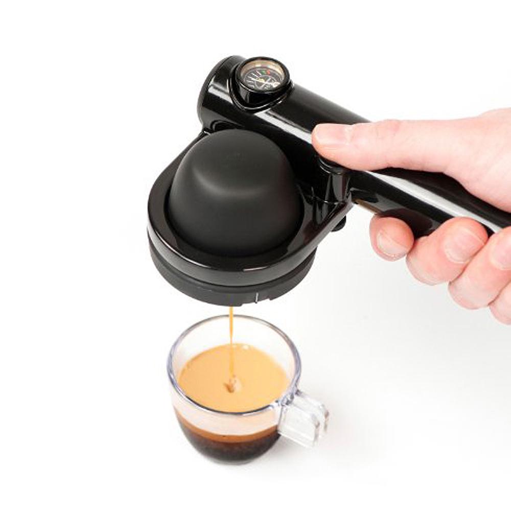 小型エスプレッソマシン ハンドプレッソ handpressoハイブリッド