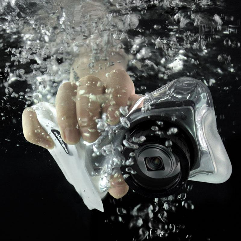 ディカパックD5B(デジタルカメラ防水ケース)