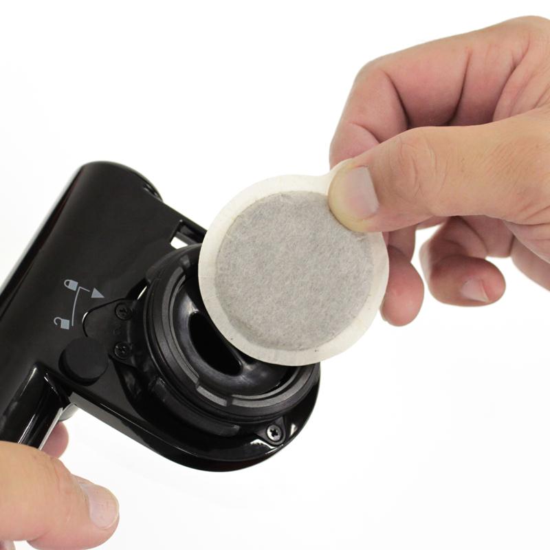 handpressoハイブリッド専用ポッドホルダー