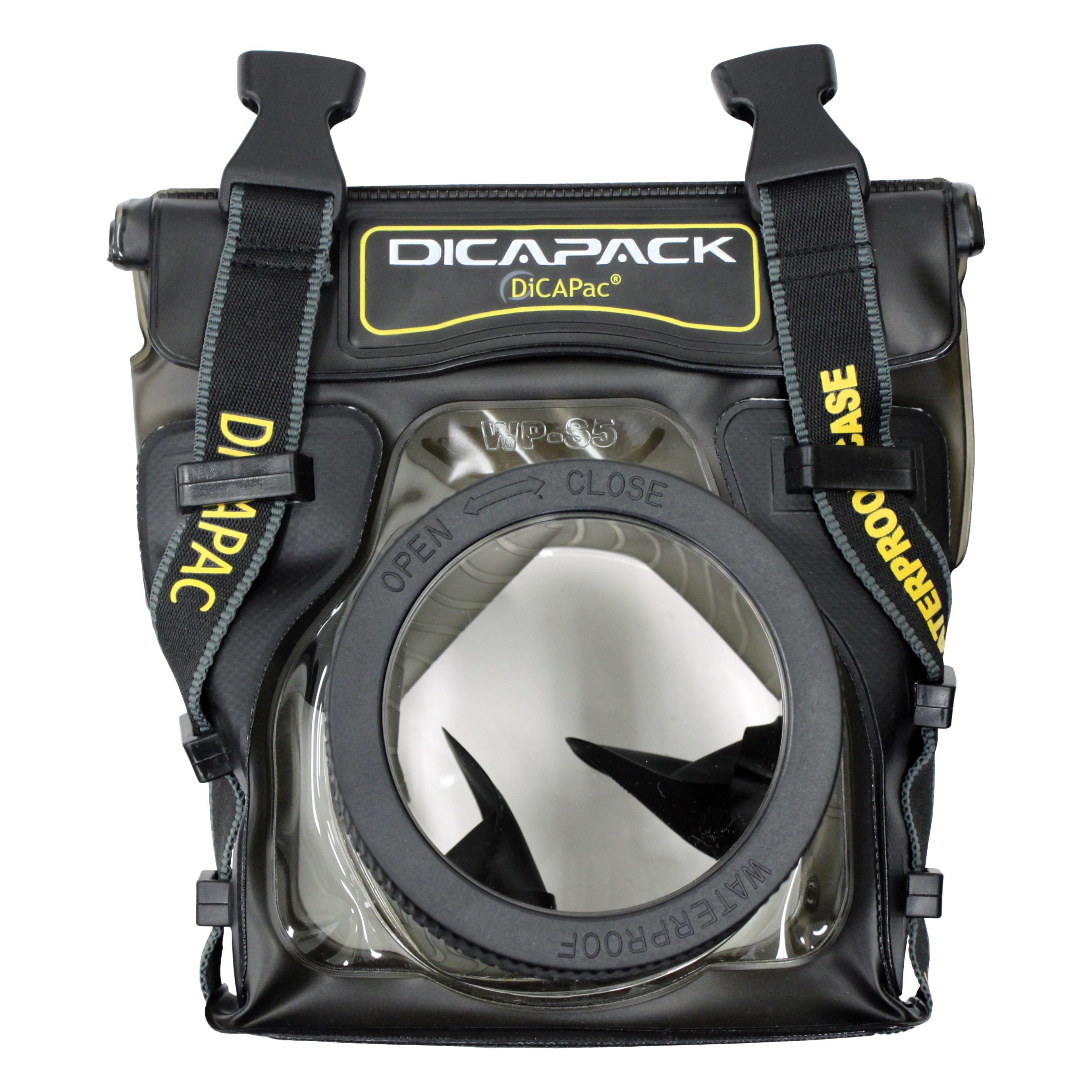 ディカパックα WP-S5(一眼レフカメラ用防水ケース)