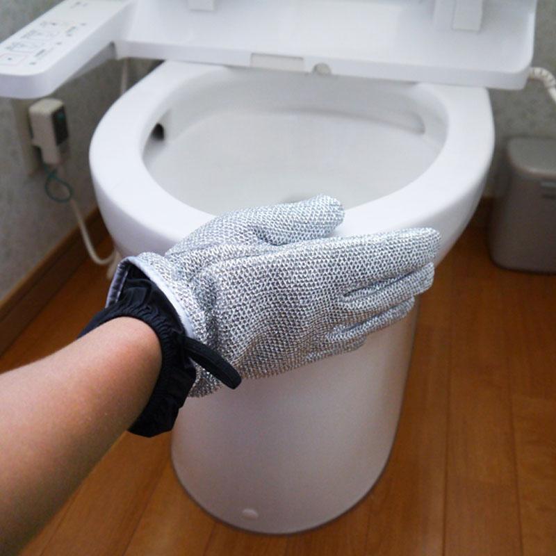 手袋型スポンジ マジックハンズ(1枚入り)