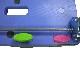 ナンシン サイレントマスター DSK-301GB2 樹脂製ハンドル折りたたみ台車スペシャルブレーキ付