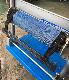 中古台車 折りたたみハンドル台車 PLA150YESM2-DX荷崩れ防止ロールスクリーン付 720×456