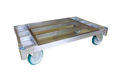 神戸車輌製作所 ALH1275-200 アルミ製新型平床台車