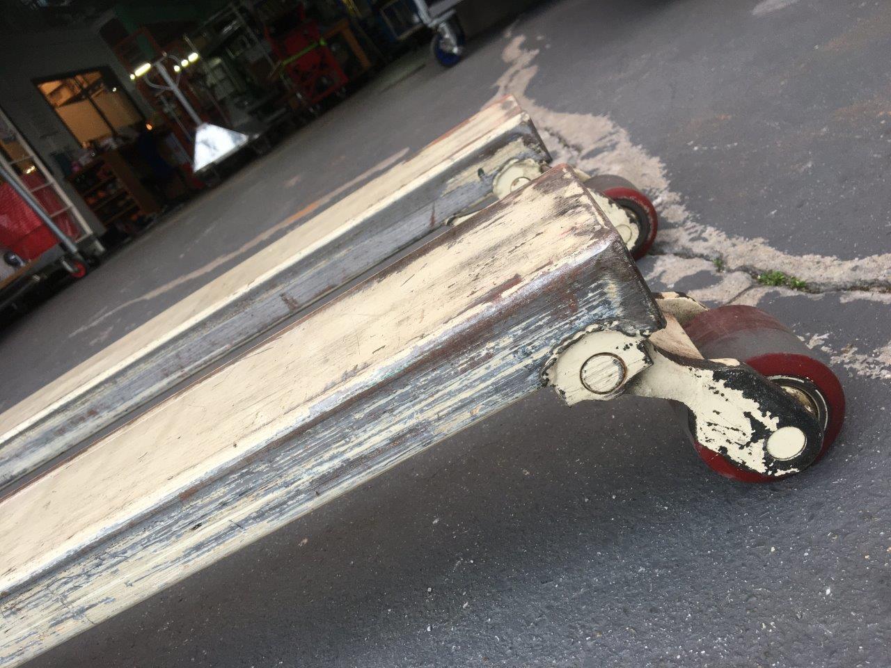 中古 ハンドパレット タイヨーNKD 1,500kg