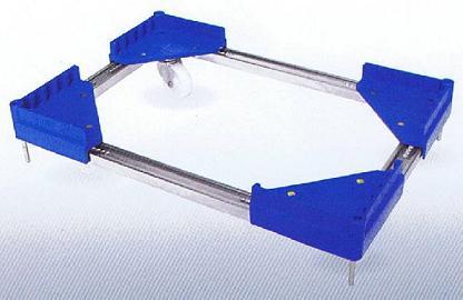 ルート工業 702PP-03  伸縮キャリー 樹脂製ルートボーイ