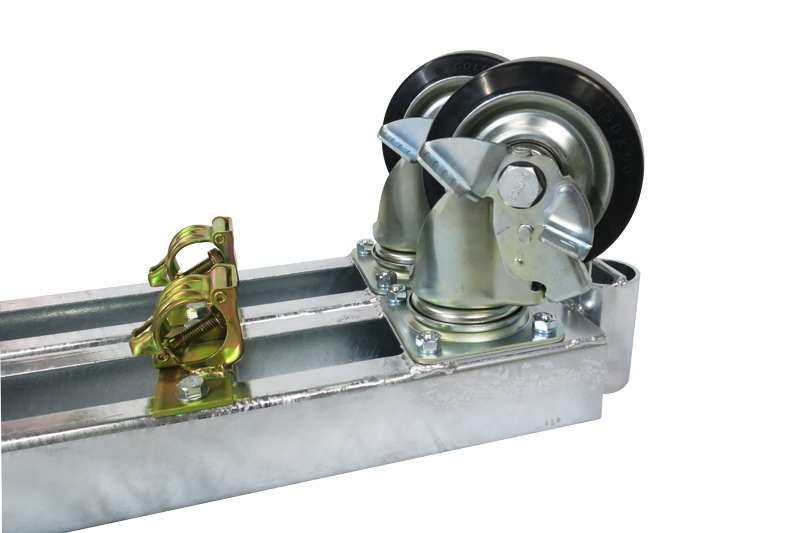 TWIN1400(エビススチール製単管組立台車)