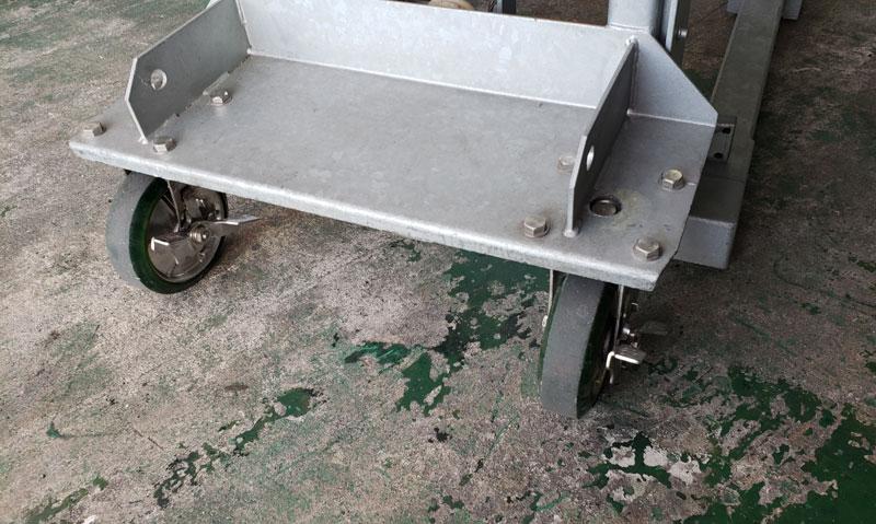 中古台車 リフトラー200kg