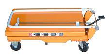 ナンシン BS15 手動リフト(リフター)台車・テーブルリフト