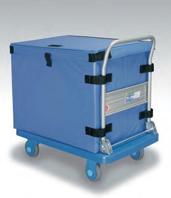 カナツー HT-BOX686 (手押し台車用シートボックス)