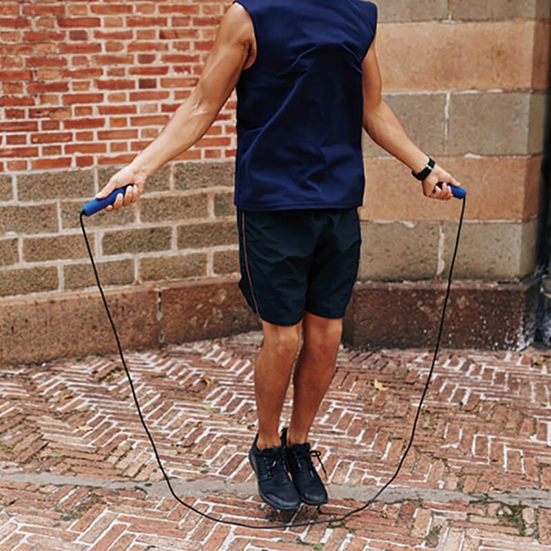 トレーニングロープ(縄とびロープ)