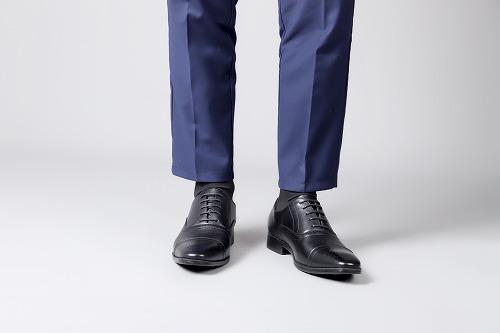 ★サイズ・カラー無料交換★ H.O WALK ビジネスシューズ STRAIT-TIP SHOES ストレートチップ 【PA680】