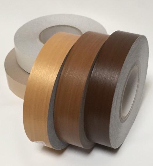 薄口テープ(50M乱)糊付き(0.15mm厚)