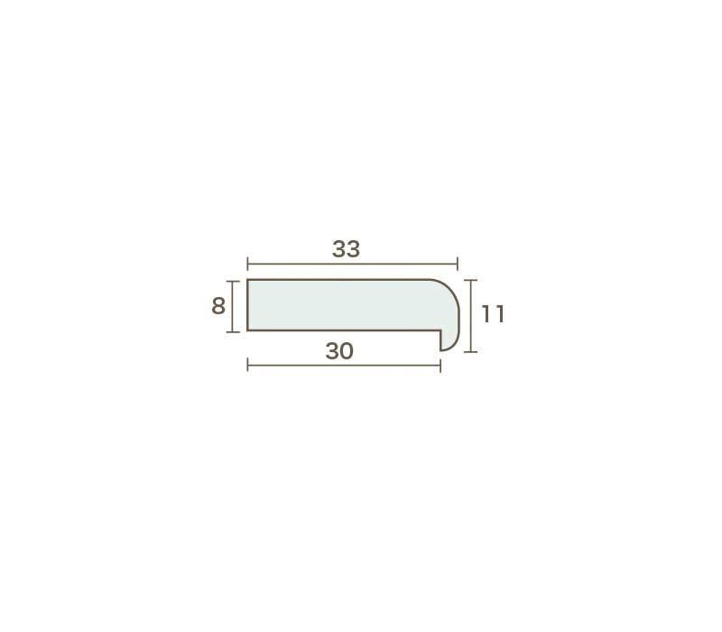 クローゼット大手 L=2400(30本単位)