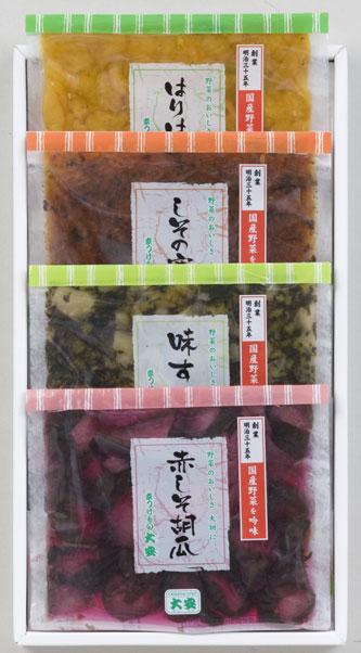 京の味 H-8 京都 漬物 大安