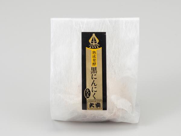 熟成発酵黒にんにく 1個入 京都 漬物 大安