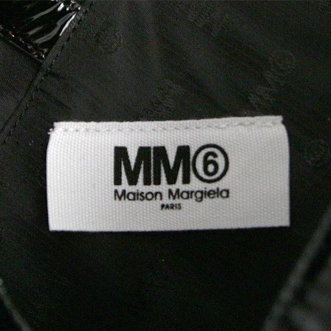 MM6 バッグ  MAISON MARGIELA エムエムシックス メゾンマルジェラ  ジャパニーズ バッグ (T8013 / BLACK)   BAG  【S54WD0039-P0046】