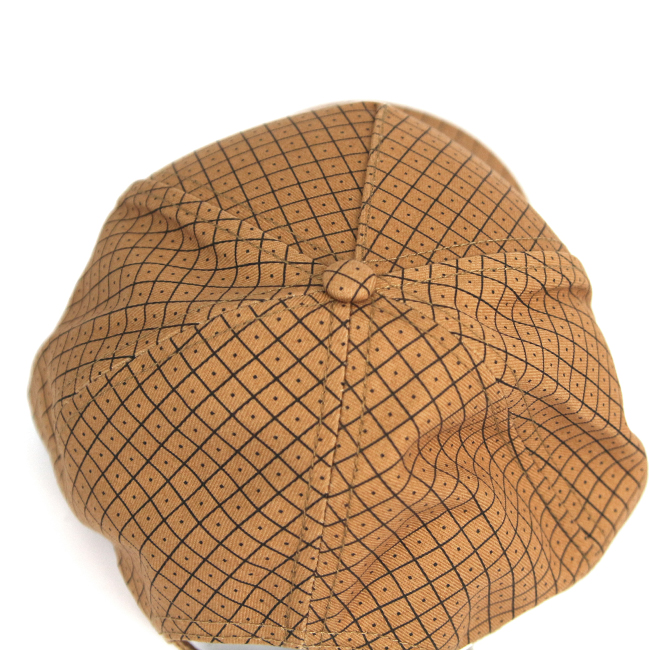A COLD WALL ア コールド ウォール ACW CLASSIC CAP WITH GRIDPRINT キャップ(全2色) 【ACW-MF19-ZCPC01】