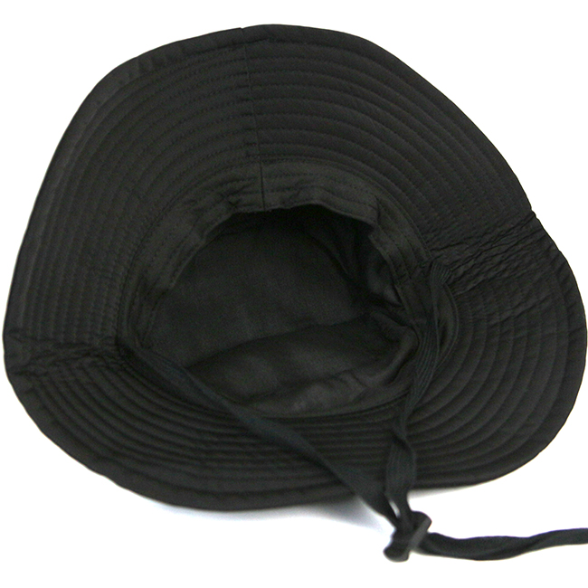 A COLD WALL ア コールド ウォール CLASSIC BUCKET HAT ハット バケットハット (BLACK) 【ACW-MF19-ZBC】