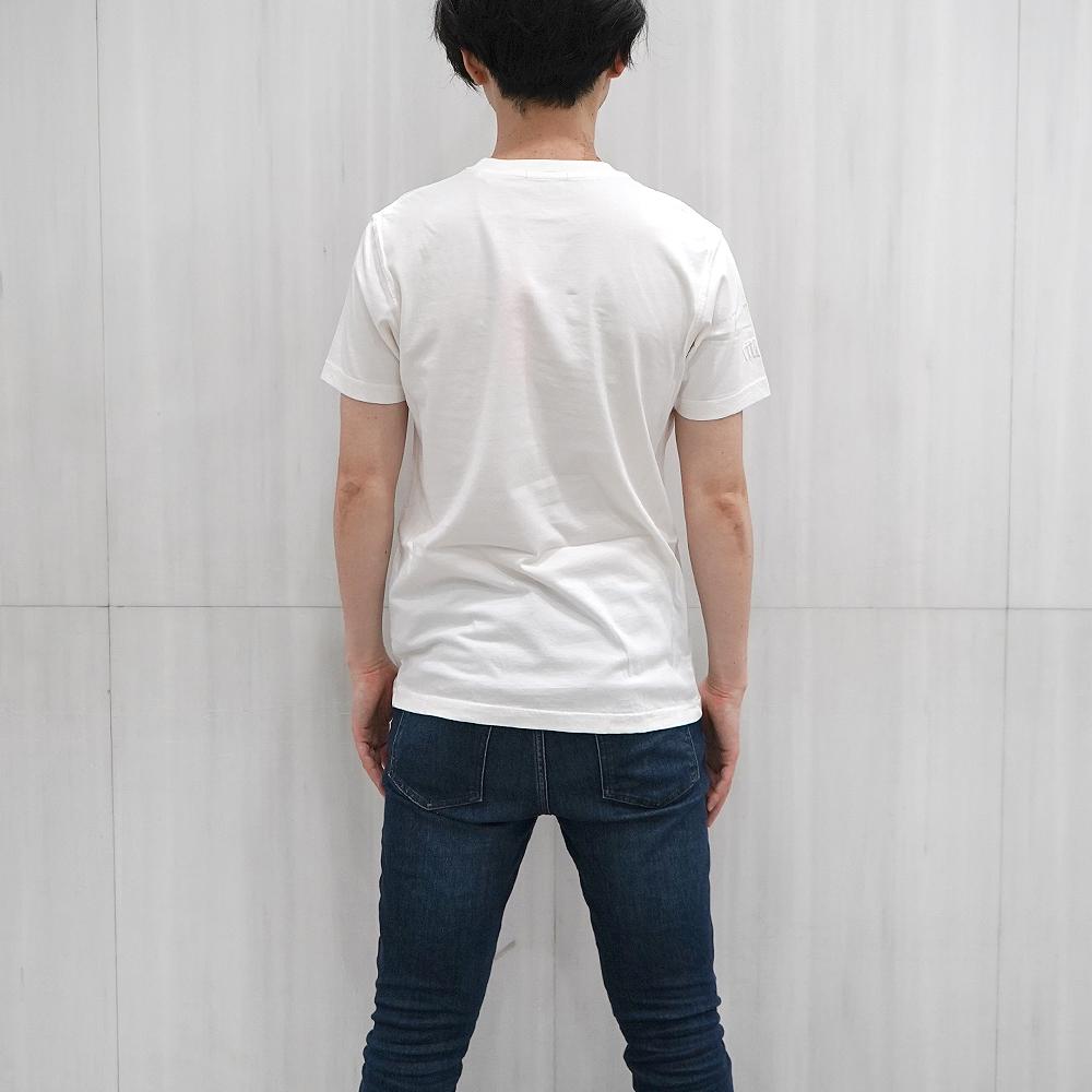 HERON PRESTON Tシャツ ヘロン プレストン Tシャツ REG HERON TEE (全2色) 【HMAA004F19760003】