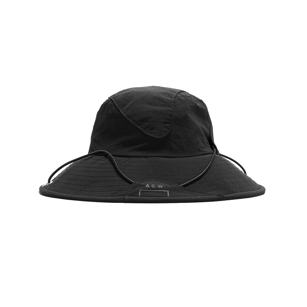 A COLD WALL ア コールド ウォール CONTOUR BUCKET HAT ハット バケットハット (BLACK) 【ACWUA003WHL】