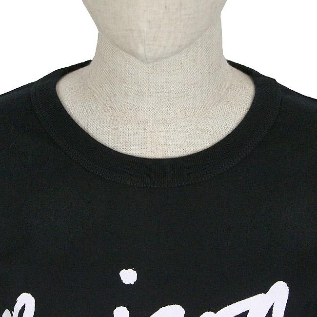 MAISON KITSUNE メゾンキツネ Tシャツ レディース クルーネック 半袖 TEE SHIRT HANDWRITING(全4色)【AW00104AT1502-AW00104KJ0005】【FW17W707】