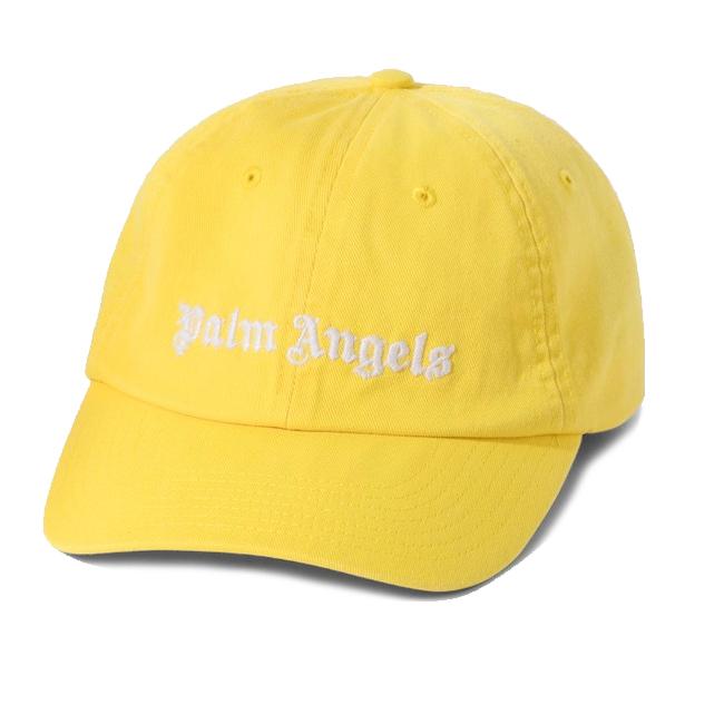 パームエンジェルス PALM ANGELS CAP CLASSIC LOGO 帽子(全2色) 【PMLB003R20224001】【PMLB009R20224001】【PMLB003R21FAB002】