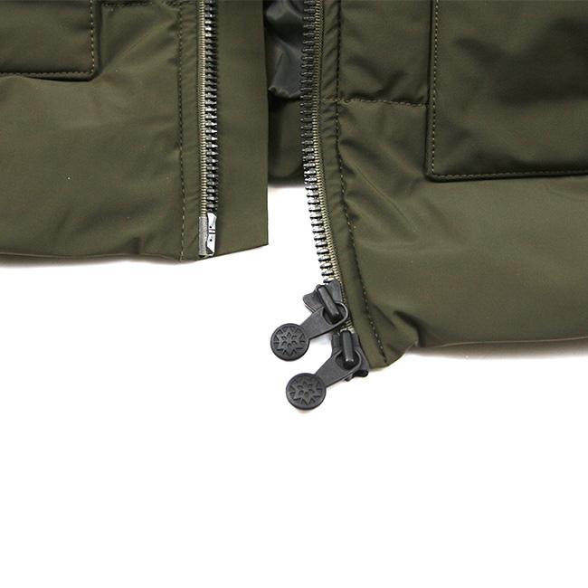 PYRENEX ダウンジャケット メンズ ピレネックス AUTHENTIC MAT FUR ラクーンファー フード付き オーセンティック マット コート(全2色) 【HMM010】【HMO012】2019-2020秋冬新作