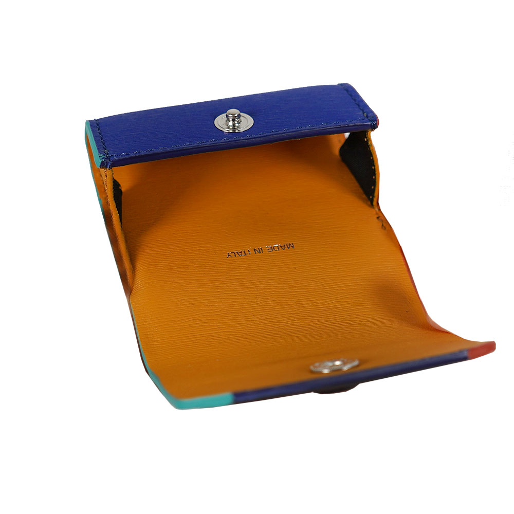 PAUL SMITH エアーポッズプロケース ポールスミス Colour-Block Leather AirPod Pro Case (全2色) 【M1A 6763】