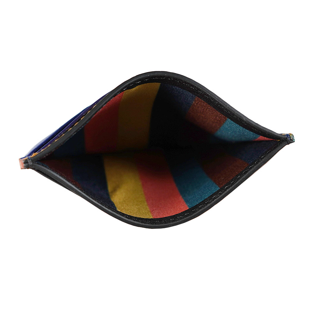 PAUL SMITH カードケース ポールスミス Leather Card Case (全2色) 【M1A 4768】