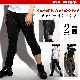 DAMISS フィットネスウェア レギンス ギャザー付レギンス DAMISS 【ダミス】 レディース ヨガ ダンス ウェア 8711-1028
