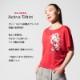 DAMISS フィットネスウェア 【吸水速乾】 フラワーTシャツ DAMISS 【ダミス】 レディース ヨガ ダンス ウェア1014-0304