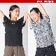 DAMISS フィットネスウェア フリル袖 Tシャツ DAMISS 【ダミス】 レディース ヨガ ダンス ウェア 9114-0123