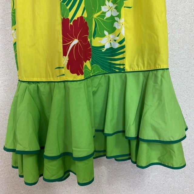 1点 フラダンス衣装 ワンピース