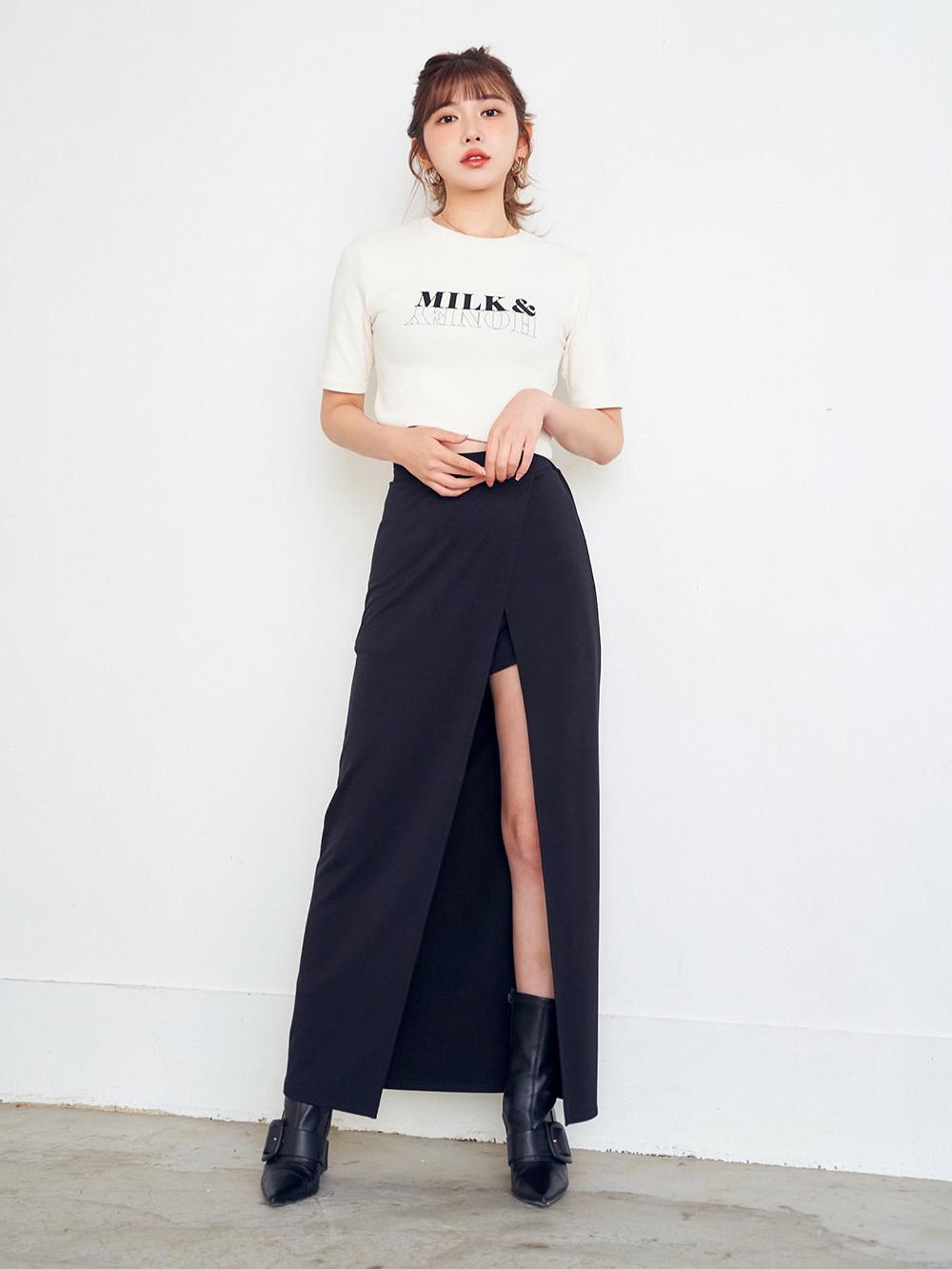 MILK&HONEY Tシャツ