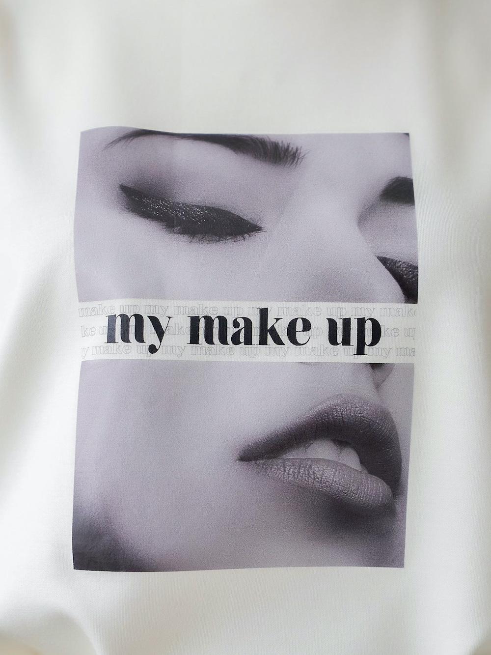 my make up Tシャツ