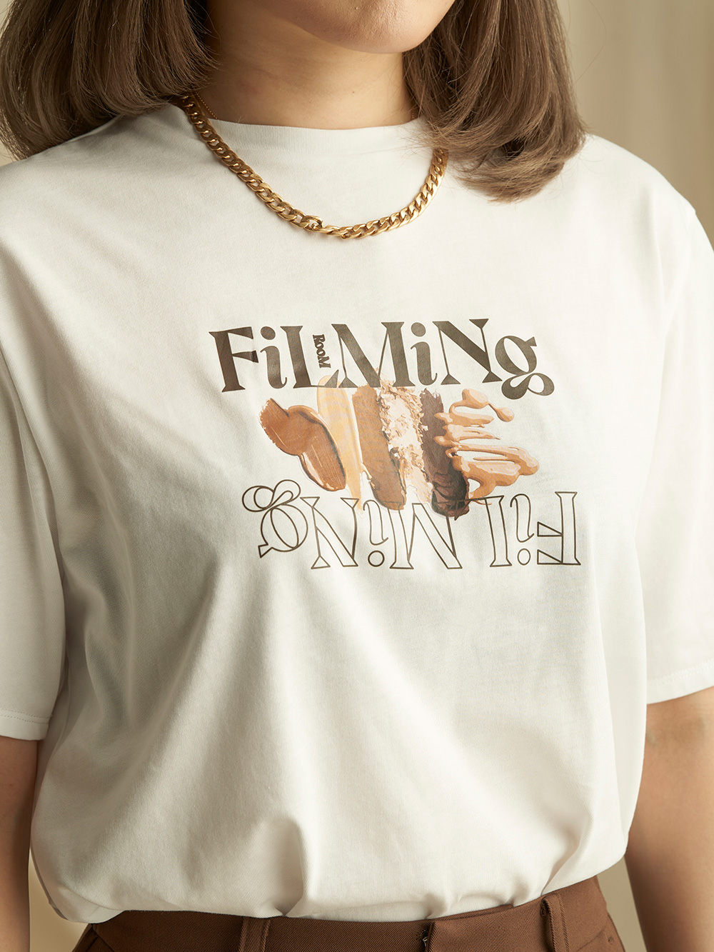 FilmingTシャツ