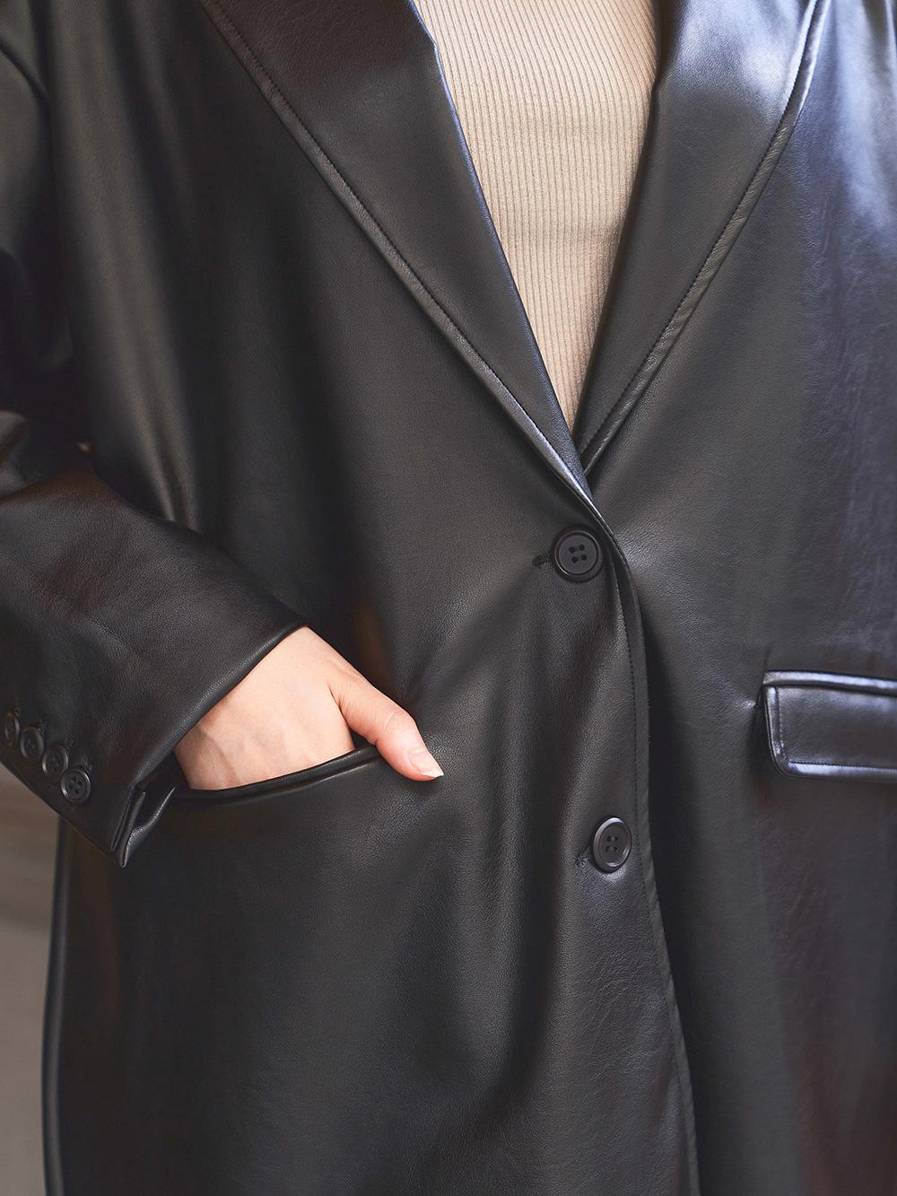 エコレザージャケット