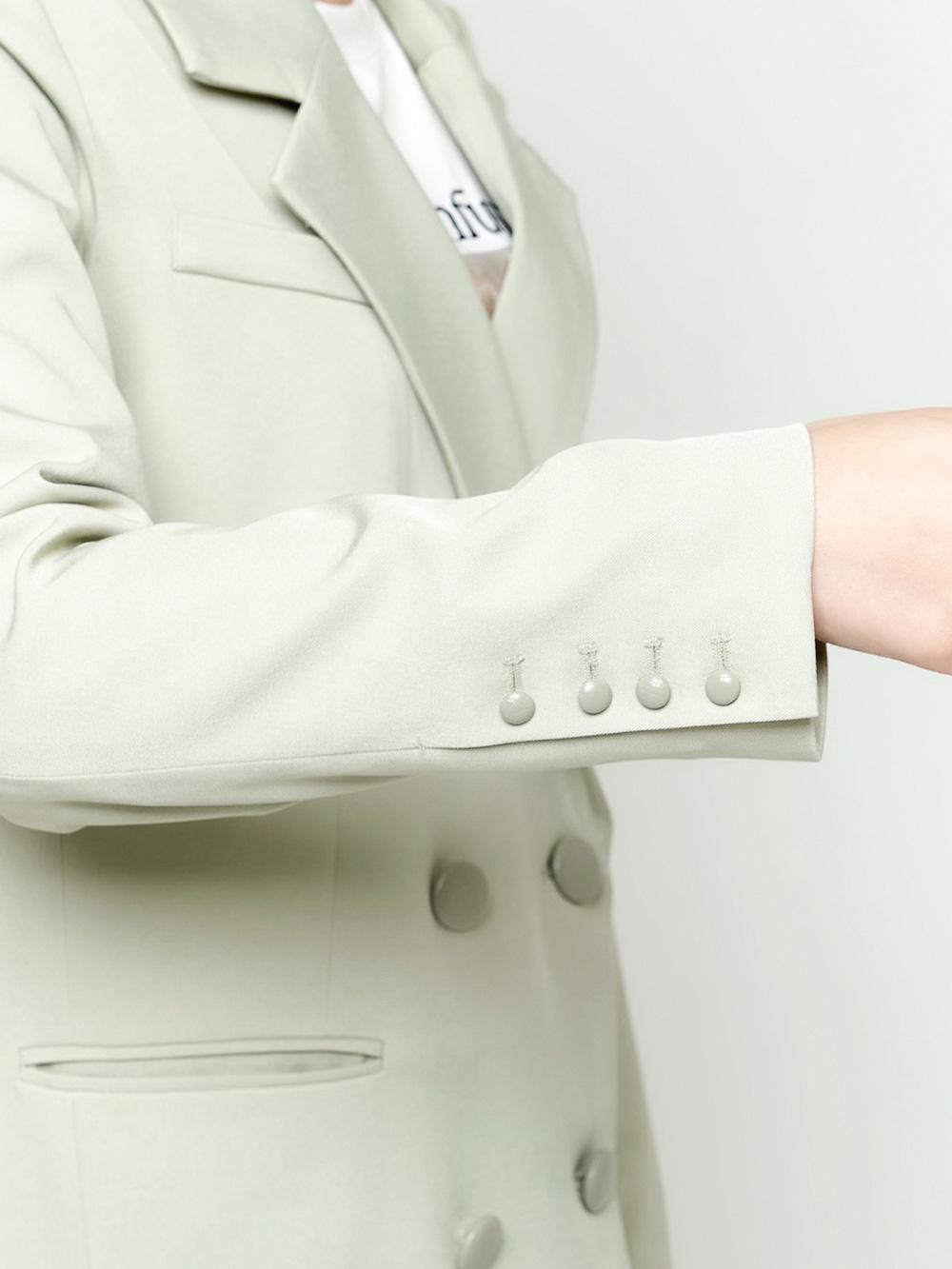 スプリングカラージャケット