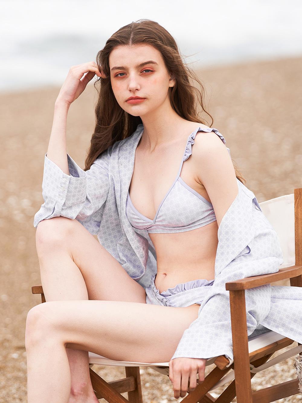 Hannah DR lilac bikini