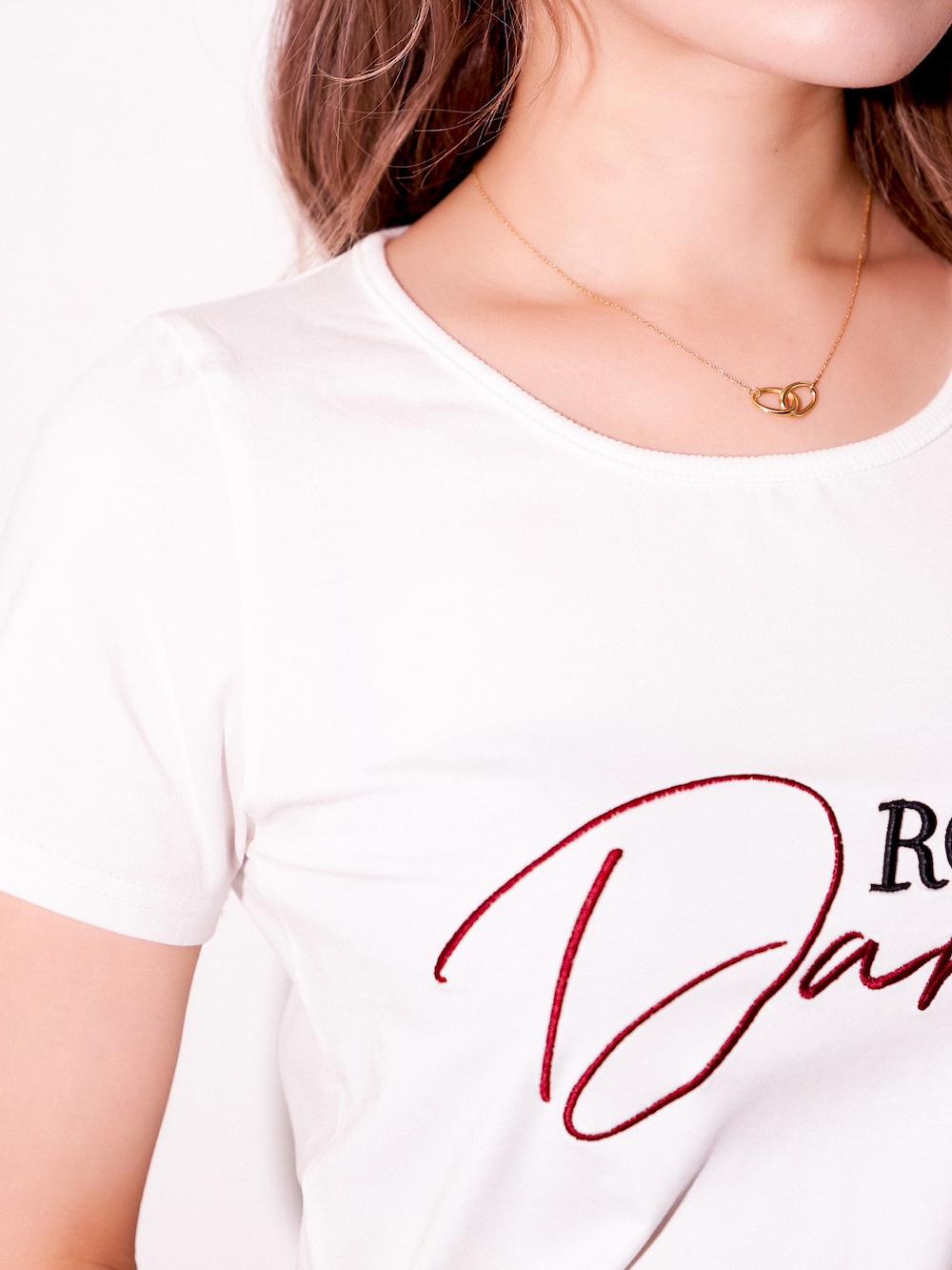 リップスティックTシャツ