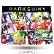 DARKSHINY ×MOOMIN コラボ ユニセックスボクサーパンツ - カラーコミックス