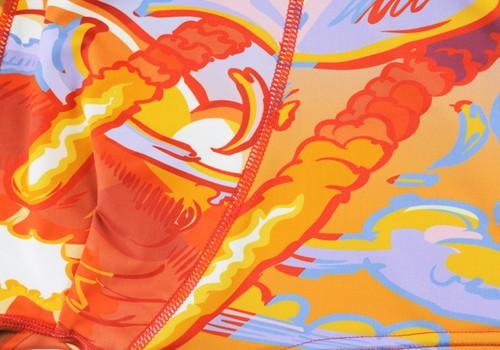メンズ イエローラベル マイクロボクサーパンツ - THE EXTINCTION OF THE DINOSAURS 恐竜
